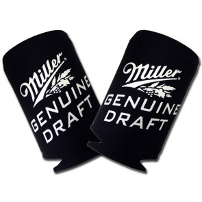 Miller Genuine Draft Collapsible Koozie Set