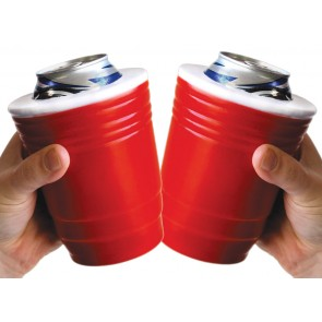 Red Cup Koozie Set