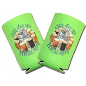 Beer Coozies : Group Therapy Collapse Coolie Set
