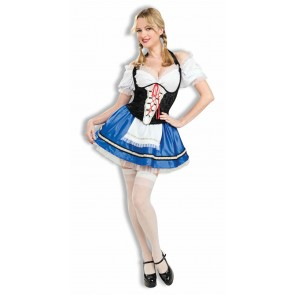 Beer Girl Costume : Women's Gretel Dress