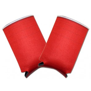 Beer Koozies : Red Cup Collapsible Coolie Set