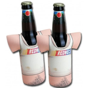 Beer Koozies : Redneck Collapsible Coolie Set
