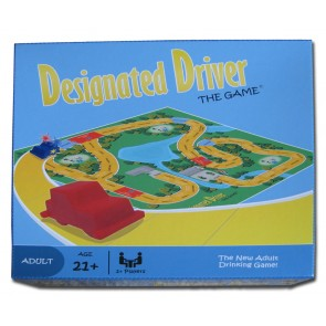 Designated Driver The Board Game