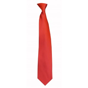 Deep Red Flask Tie
