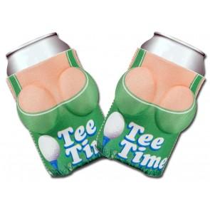 Boobzie Tee Time Golf Coozie Set