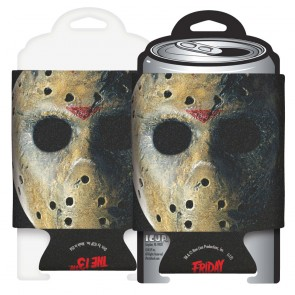 Friday The 13th Jason Collapsible Coozie Set