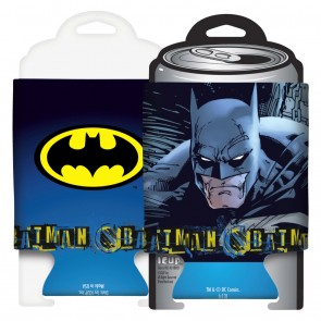 Batman Stare Collapsible Coozie Set
