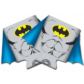 Batman Caped Collapsible Coozie Set