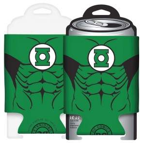 Green Lantern Collapsible Koozie Set