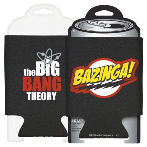 Big Bang Theory Bazinga! Koozie Set