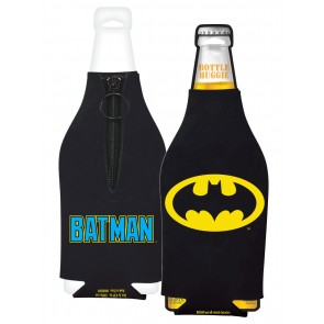 Batman Collapsible Bottle Koozie Set