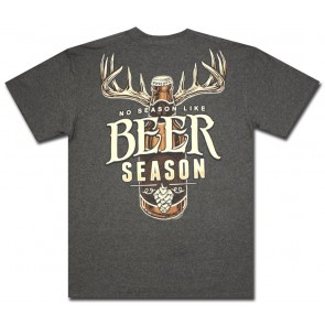 Buckwear No Season Like Beer Season T Shirt