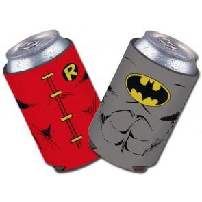 Batman and Robin DC Comics Coozie Set