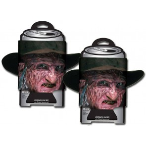 Freddy Krueger Diecut Collapsible Coozie Set