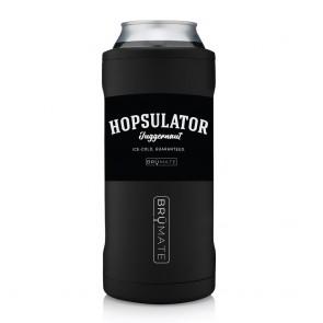 BruMate Hopsulator Juggernaut 24oz Black Coozie