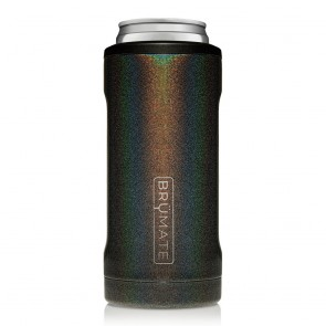 BruMate Hopsulator Slim Glittered Can Coozie