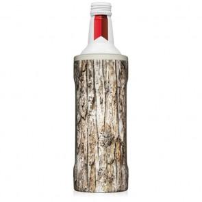 BruMate Twist Camo 16oz Alum Bottle Coozie