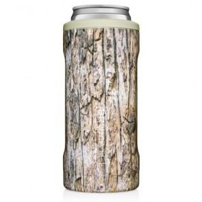 BruMate Hopsulator Slim Tree Camo Coozie