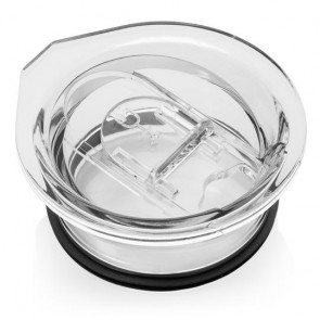 BruMate Slim Tumbler Converter Lid Clear