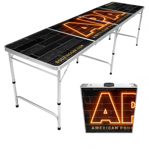 American Pong Association Beer Pong Table