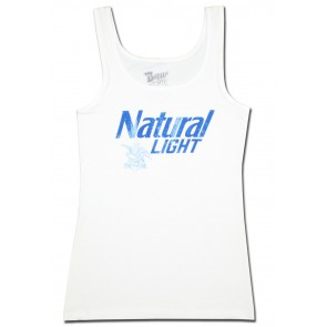 Natural Light Women's Tank Top