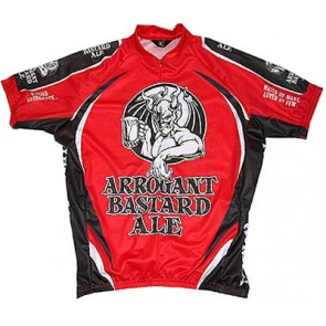 Arrogant Bastard Ale Cycling Jersey