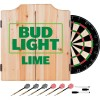 Bud Light Lime Dart Cabinet : Dartboard w/ Darts