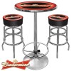 Budweiser Bar Stools & Table Set