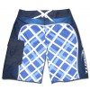 Bud Light Crossed Stripes Board Shorts