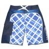 Bud Light Crossed Stripes Board Shorts
