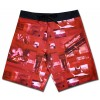 Budweiser Vintage American Red Board Shorts