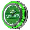 Bud Light Lime-A-Rita Neon Clock