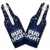 Bud Light USA Bottle Koozie Set