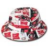 Miller High Life Spread Logos Bucket Hat