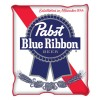 PBR Fleece Raschel Throw Blanket