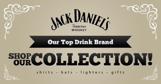 Jack Daniels Beer Gear